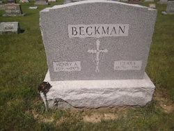 Henry Andrew Beckman