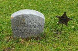 William Mahanay