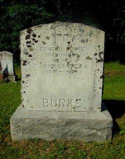 Ann <i>Carten</i> Burke