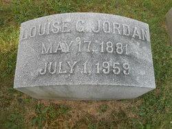 Louisa Grace <i>Speer</i> Jordan