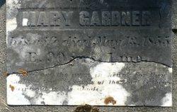 Mary <i>Dunbar</i> Gardner