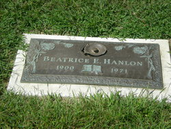 Beatrice Emily <i>McMullen</i> Hanlon