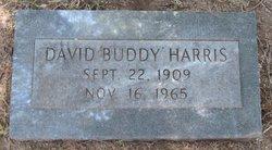 David Franklin Buddy Harris