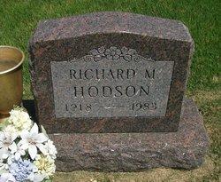 Richard Merville Hodson