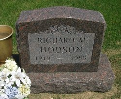 Richard M Hodson