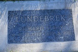 Richard LeRoy Lundebrek