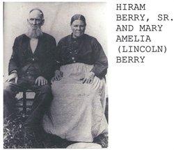 Mary Amelia Milley <i>Lincoln</i> Berry