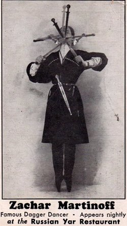 Zachar Nikiforovitch Martinoff