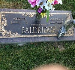 Barbara Anne <i>Caudill</i> Baldridge