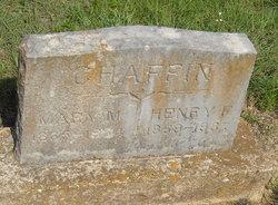 Henry F Chaffin