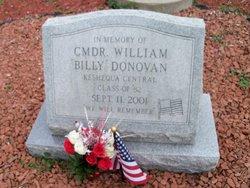 CDR William Howard Donovan, Jr