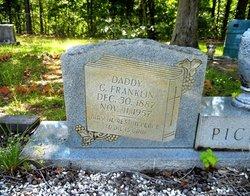 Greenbury Franklin Pickard
