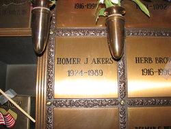 Homer Jackson Akers