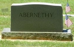Inez <i>Rudisill</i> Abernethy