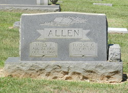 Flossie <i>Cody</i> Allen