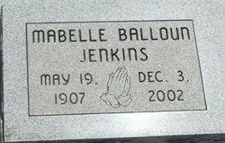 Mabella W <i>Britt</i> Balloun