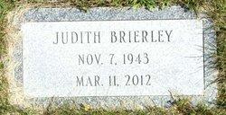 Judith A <i>Estabrook</i> Brierley