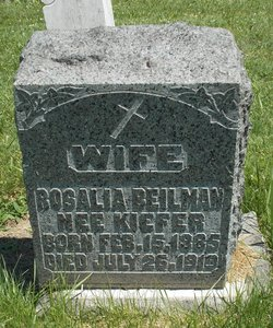 Rosalia <i>Kiefer</i> Beilman
