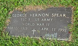 George Vernon Spear