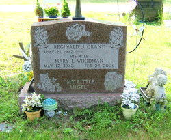 Mary L. <i>Woodman</i> Grant