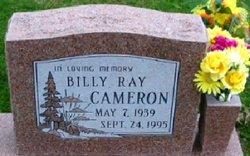 Billy Ray Cameron