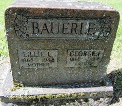 George E Bauerle