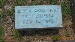 John A Armstrong