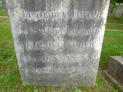 Abraham C Hatch