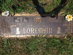 Margaret Odessa <i>Welliver</i> Loreman