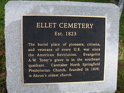 Ellet Cemetery
