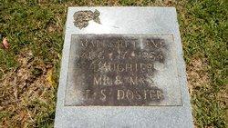 Margaret Eve Doster