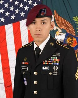 Sgt Enrique Mondragon