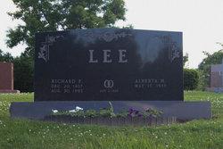 Richard F Lee