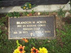 Brandon Acker