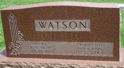 Thelma G. <i>Olson</i> Watson