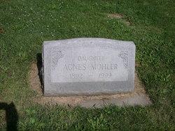 Agnes <i>Wilson</i> Mohler