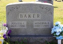 Minerva Emaline <i>Martin</i> Baker