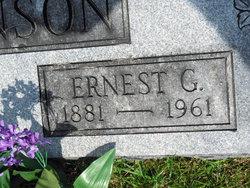 Ernest G Aronson