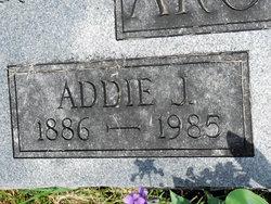 Addie J <i>Carlson</i> Aronson