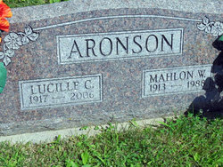 Lucille C <i>O'Dean</i> Aronson