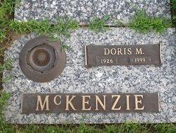 Doris Mae <i>Carswell</i> McKenzie