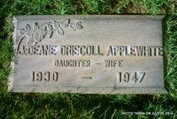 JoDeane <i>Driscoll</i> Applewhite