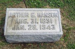 Arthur Glenard Hanson