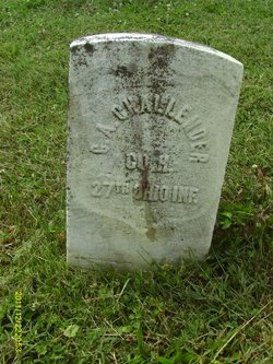 Pvt Charles A. Challender
