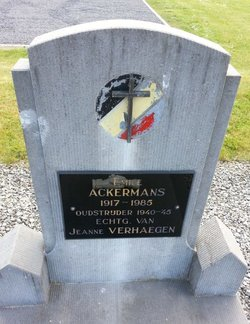 Emile Ackermans