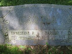 Ernestine R <i>Shipman</i> Carter