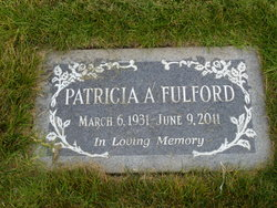 Patricia A Fulford