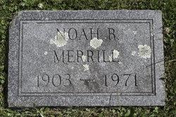 Noah B. Merrill