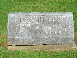 Jennie M <i>Giffin</i> Baughman