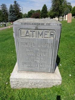 Thomas Latimer